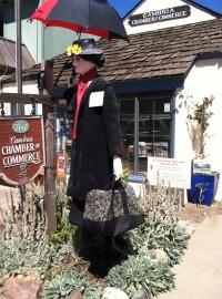scarecrow Mary
