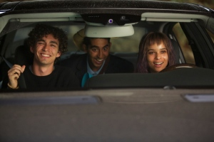 THE ROAD WITHIN stars Robert Sheehan, Dev Patel and Zoe Kravitz