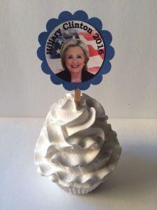 hillary-cupcake